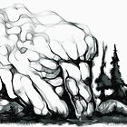 WIP - These fallen titans. by Simon Sherry