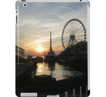 Puget Sound iPad Case/Skin