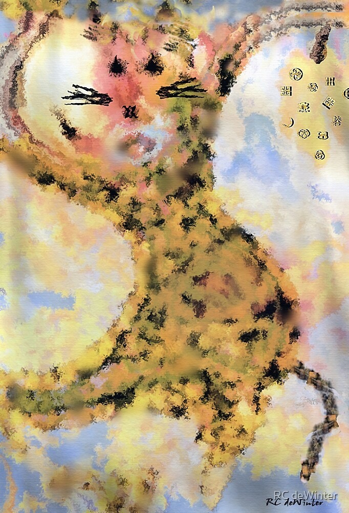 The Year of the Tiger by RC deWinter
