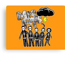Misfits. Canvas Print