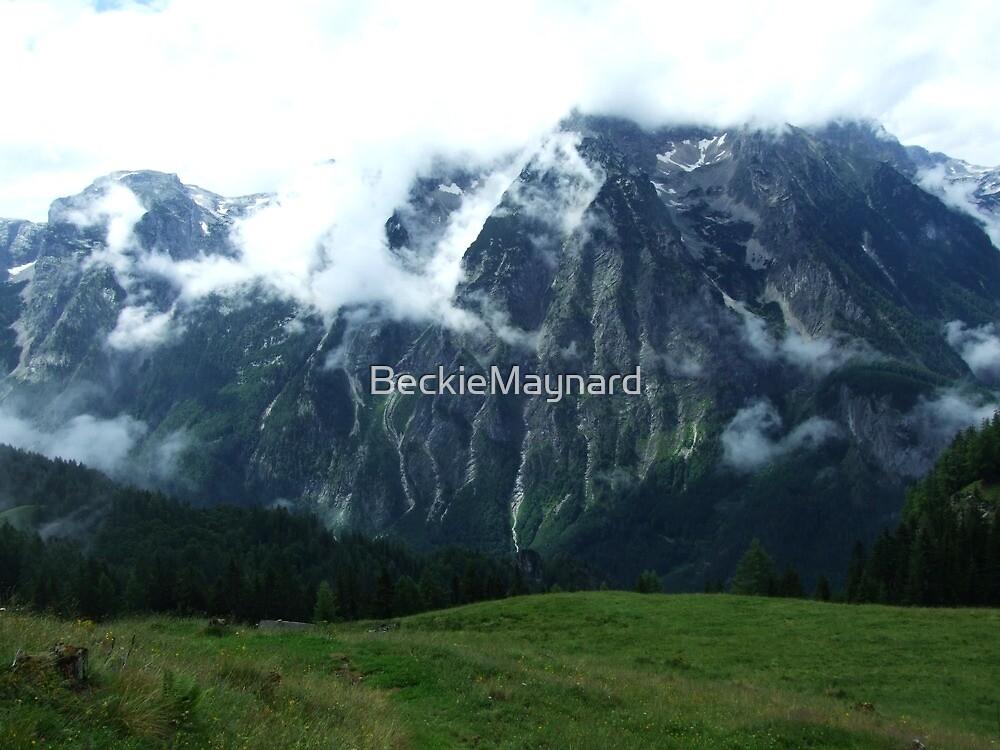 austrian mountains 7 by BeckieMaynard