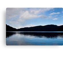 Lake Crescent , Washington State Canvas Print