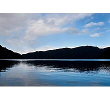 Lake Crescent , Washington State Photographic Print