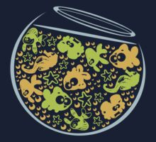 Fishbowl with Fish by KimberlyMarie