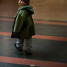 Boy in the Station by Kevin Bergen