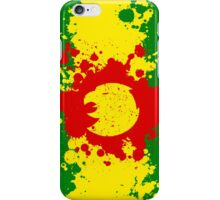 Hawk Girl iPhone Case/Skin