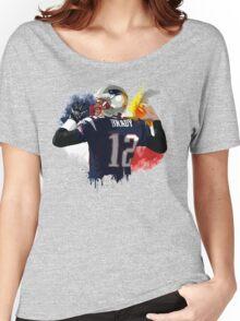Tom Brady  Women's Relaxed Fit T-Shirt