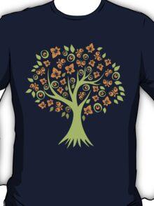 Butterfly Tree T-Shirt