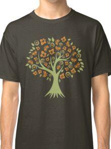 Butterfly Tree Classic T-Shirt