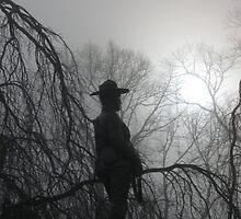 Soldier Fountian - Halifax Public Gardens by Nicole S. Moore