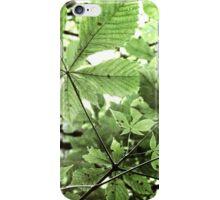 Written in green ... iPhone Case/Skin