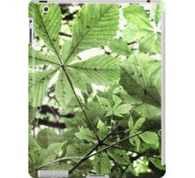 Written in green ... iPad Case/Skin