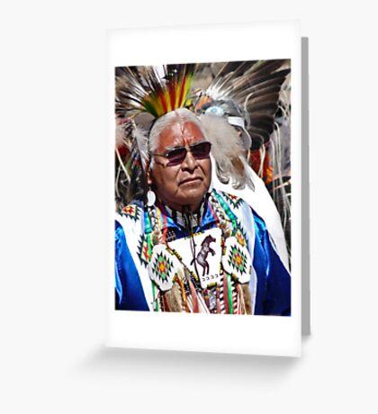 Revered Elder Greeting Card