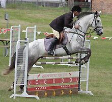 Moss Vale District Showjumping 9 by Samantha Bailey