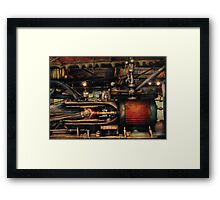 Steampunk - No 8431 Framed Print