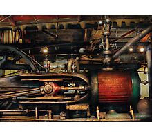 Steampunk - No 8431 Photographic Print