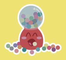 Bubble Gum Machine by Elin Winblad