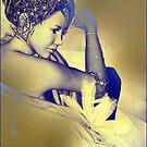 Samandriel - Angel of Imagination by janrique