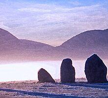 Three Stones by Gareth Browning