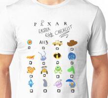 checklist Unisex T-Shirt
