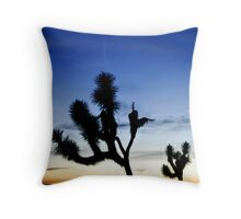 Dessert Sunset Throw Pillow