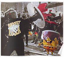 """""""Ketchup fun with Spong Bob...."""" Poster"""