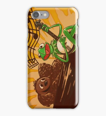I HOPE THAT SOMETHING BETTER COMES ALONG !!!! iPhone Case/Skin