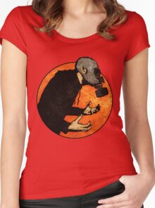 The Lonely Hunter Women's Fitted Scoop T-Shirt