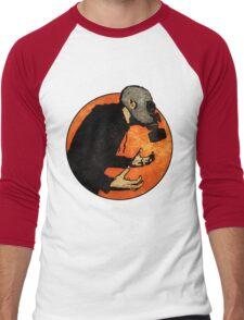 The Lonely Hunter Men's Baseball ¾ T-Shirt