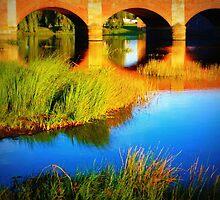 The Red Bridge by Elaine Short