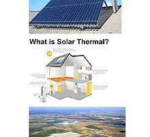 Solar Thermal Power System by alfredkim