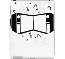 Fun with Music Design T-shirt iPad Case/Skin