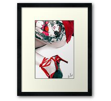 Bad Girls (I) Framed Print