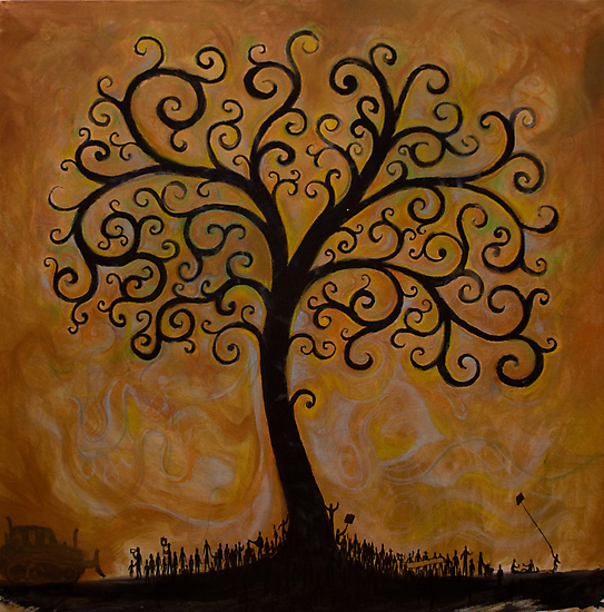 The Tree of Life by Timothy Parish