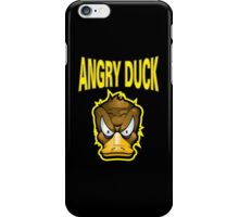 Angry Duck iPhone Case/Skin