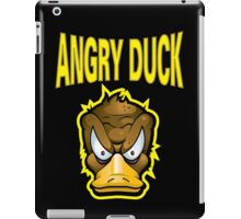 Angry Duck iPad Case/Skin