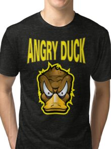 Angry Duck Tri-blend T-Shirt