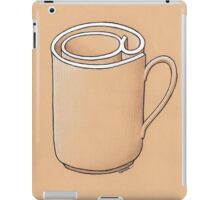 Electronic Mug iPad Case/Skin