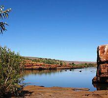 Sir John Gorge, Kimberley Region, Western Australia by Tim Coleman