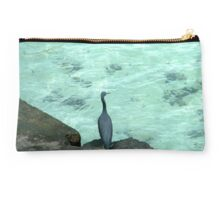 At the waters edge  Studio Pouch