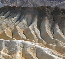 Death Valley...Smoldering Woman by Sarah Curtiss