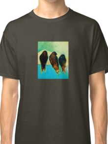 Birds at Sunrise Classic T-Shirt