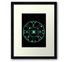 Mages Guild Framed Print