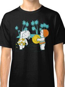 Girls at the Beach Classic T-Shirt