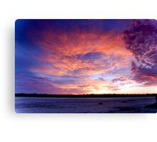 Preston Beach Sunrise - Western Australia Canvas Print