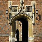 'In the Shadows' Cambridge, England by wiggyofipswich