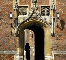 'In the Shadows' Cambridge, England by wiggyofipswich