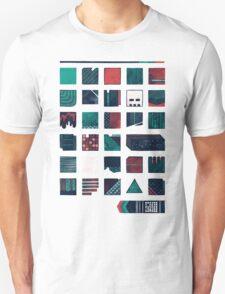 Swatches Unisex T-Shirt