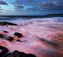 Mahon Pool - Maroubra 2 by Ian English