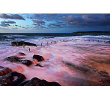 Mahon Pool - Maroubra 2 Photographic Print